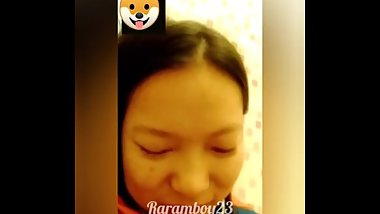 Video call thai student