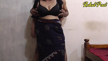 Indian Big Boobs Neighbours Wife Sex In Saree