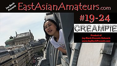 #19-24 SpicyGum June Liu ?? Chinese Exchange Student in Paris!!