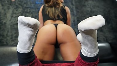 SOCKS AND ASS