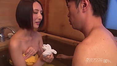 Rina Nanase :: Please Forgive Her multiple Orgasms 1 - CARIB