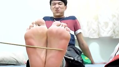 Ticklish Asian9
