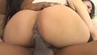 Asian Booty Worship