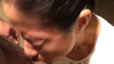 Mature Asian DeepThroat Hard