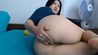 thaisensual cam model giving a good show