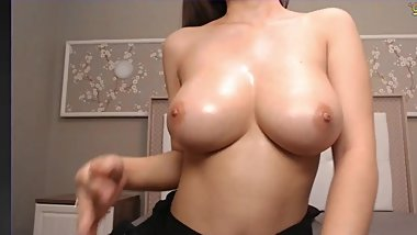 Asian with beautiful large tits