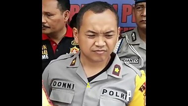 special massage enlarges the penis Kompol Doni Wibisono