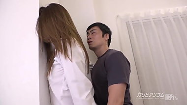 Rena Ayana:: A Tall Girl and 6 Chikans 1 - CARIBBEANCOM