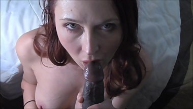 Married Redhead Caucasian MILF w/ Young Tight Teenage Body