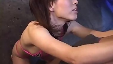 Sweet Asian Ai Himeno sucks cock like a pro until she - More at hotajp com