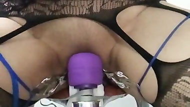 Chinese wife play part 1