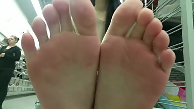 Sexy Asian Hot Soft Toes,Soles 2020 public mall