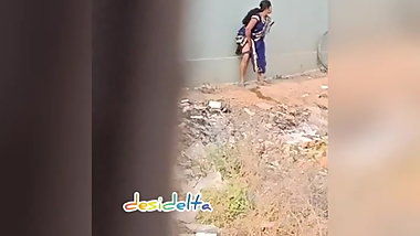 Indian Desi aunty pissing hidden spy camera part-2