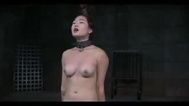 Breast Flogging a Chinese American M