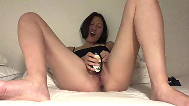 Asian Slut Wants You to See her Holes