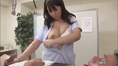 Asian doctor oral